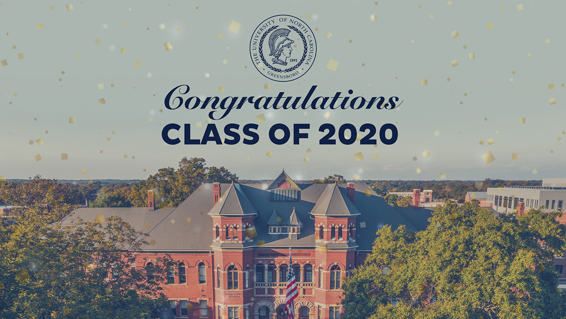Virtual Commencement for 2020 Grads